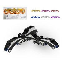 adjustable inline skate - Flying Eagle EGO Inline Skate Frames Rocking Or Plane Type Adjustable mm mm Skating Base Selective Roller Skates Basin