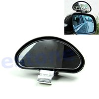 Wholesale Universal Car Vehicle Side Blindspot Blind Spot Mirror Wide Angle View Safety PY