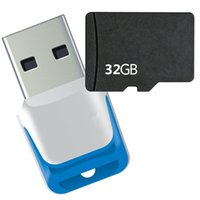 Wholesale whosale GB Micro SD SDHC Card Class Card reader