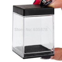 Wholesale Magic Props Coin Appear In The Transparent Box Magic Trick Amazing Effect Instruction Manual order lt no track