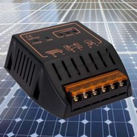 battery controller circuit - 10A V V Solar Panel Charge Controller Battery Regulator Safe Protection over load short circuit lightning protection