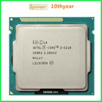 Wholesale I3 I3 Intel Original desktops cpu Intel Core I3 Dual Core I3 Ghz M nm LGA