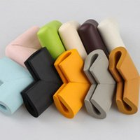 Wholesale High Quality Kids Table Desk Corner protector U Shape Bumper Protection Colors dandys