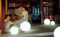 Wholesale 35cm r Landscape garden sphere lamp Lights Rechargaeble lamp china liaoning china peace