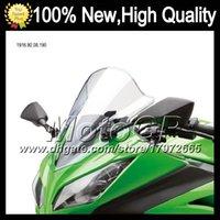Wholesale Moto ABS Clear Windshield For HONDA CBR893RR CBR RR CBR900RR CBR893 RR Transparent Windscreen Screen