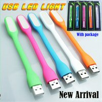 Wholesale 100 Original Xiaomi USB Light Xiaomi LED Light with USB for Power bank computer for xiaomi usb light