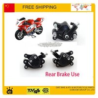 atv engine - 47cc cc pocket bike rear brake caliper accessories stroke pit mini moto bike atv quad engine gas scooter parts order lt no track