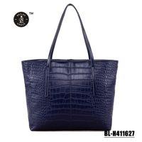designer crocodile handbags - Hotsale Women Leather Designer HandBags High Quality Crocodile Pattern Genuine leather Women Messenger Bags BL H411627