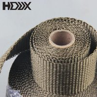 Cheap EXHAUST WRAP Best Exhaust Insulating Wrap