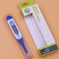 Wholesale Children s Thermometers soft head electronic thermometer high precision electronic thermometer Baby Health Care