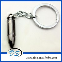 bullet keychain - New Arrival Computer Game Cross Fire Keychain Bullet Keychain