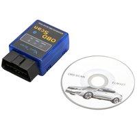 auto scan cable - New Car Diagnostic Tools Mini VGate Scan ELM327 Bluetooth OBD2 V2 OBDII Auto Torque Scanner