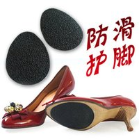 Wholesale Anti Slip Pad Shoe Ground Grips Pads Soles Stick Self Adhesive Non slip Rubber Sole Protector Non skid Under