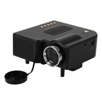 Wholesale UC28 LED Projector HDMI Mini Micro AV LED Digital Video Game Projectors Multimedia Player Inputs AV VGA USB SD