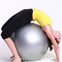 Wholesale 55cm stress ball EVA good material Yoga ball for sport body physical exercise