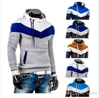 Wholesale 2015 new man hoody casual sweatshirt mens brand sports suit color fleece hoodie jackets men sportswear men hoodie sweatshirt