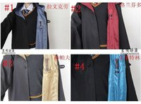 potter - 10pcs styles Harry Potter Costume Adult and Kids Cloak Robe Cape Halloween Gift Harry Potter Cloak Robe Cape Harry Potter Costume