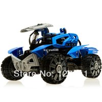 Wholesale Sdl assembling toy deformation four wheel dirt bike remote control car variable speed g hm remote control car boys gift