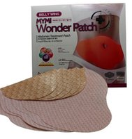 weight loss products - Wonder patch pack MYMI Wonder slim patch slimming belly Patches Gel Belly patch Loss Weight Products Waist Slim Patches DDA2910