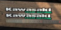 Wholesale 2packs cm sticker for kawasaki ninja car moto decals for kawasaki z800 decal car stickers