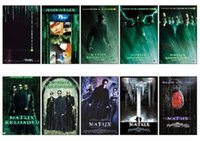 Wholesale MATRIX Series Movie Poster Souvenir Collection PVC Card Crafts SS016