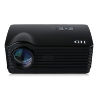 Wholesale US Stock LM H2 Portable Multimedia LED Projector Wireless WIFI D HD P Home Cinema HDMI