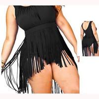 2015 di modo 3 colori delle donne Swimwear Plus Size nappa imbottito Swimsuit Bikini 2X-5XL trasporto libero Formato