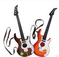 Wholesale Best Selling Mini Guitar Toy Children Musical Instrument Piano Toy TY144