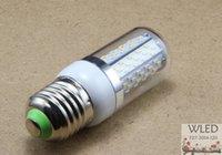 24v e27 led - 24V E27 led corn lamp led smd high brightness extra LED bulbs xenon white non dim lights WLED143