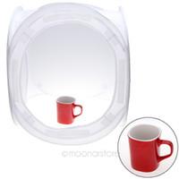 Wholesale Hot Sale Photo Studio soft box Shooting Tent Softbox Cube Box x cm photo light tent portable bag Backdrops SY0003