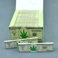 Wholesale HORNET DOLLAR KING rolling Papers Smoking Papers Cigarette Rolling Paper MM leaves booklets booklets box