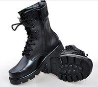 Wholesale 3515 strongman authentic leather men canister boots desert boots boots male detonation Martin boots men s shoes
