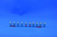Wholesale 10PCS M6M8 screw adapter metal needle dispensing needle adapter fittings lock type needles