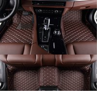 Wholesale High quality Custom special floor mats for Ford Explorer seats non slip Easy to clean carpets for Explorer