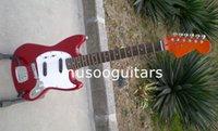 jaguar - New brand electric Jaguar Electric Guitar in red color