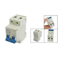 Wholesale FS Hot DZ47 C25 Amp VAC A Breaking Capacity Poles Circuit Breaker order lt no track