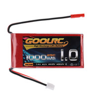 aircraft plugs - Brand GoolRC mAh C LiPo Battery V S with JST Plug for RC Car Boat Aircraft Drone order lt no track