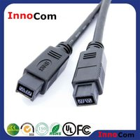 Wholesale Canon IEEE B pin to pin Firewire Mbps Cable feet m for Digital Camera printer scanner DHL
