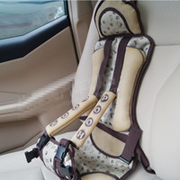 Wholesale Child Car Safety Seats Automotive Child Infant Child Car Seat To Years Old High Quality Portable Children Car Safety