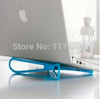 abs laptop cooler - Notebook computer Cooler Stand Radiator Support inches size ABS Convenient Concise Portable Laptop Cooling