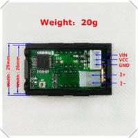 Wholesale DC0 V A Digital Ammeter Voltmeter dual LED Display