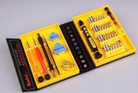 Wholesale multipurpose in Precision Screwdrivers Kit Opening Repair Phone Tools Set for iPhone s
