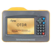 Wholesale F2H Mini OTDR Fiber Optic OTDR Reflectometer dB nm m With Power Meter VFL Touch Screen Carrying Bag