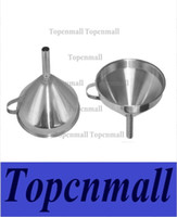Wholesale 4 Inch Stainless Steel Funnel With Detachable Strainer Kitchen Tools Funnels