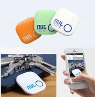 Wholesale Nut Anti lost Activity Tracker Smart Tracker Tag Bluetooth Tracker Child Wallet Key Finder GPS Locator Alarm Smart Finder Free DHL Factory