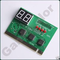 Wholesale PC PCI ISA MB Diagnostic Card Analyzer Tester POST