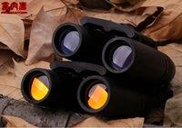 night vision scope - 2015 Brand New x60 Day And Night Camping Travel Vision Spotting Scope m m Optical military Folding Binoculars Telescope