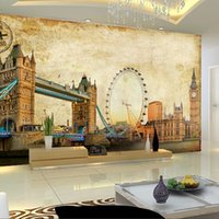 architectural moulding - Custom any size D wall mural stereoscopic wallpaper Vintage Retro photo architectural art background wall Wallpaper murals