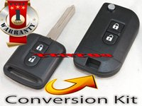 Cheap car FOR NISSAN MICRA NAVARA QASHQAI MURANO PATROL X-TRAIL NOTE REMOTE KEY CONVERSION KIT