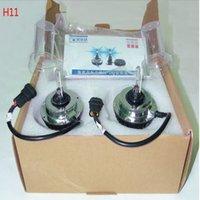 Wholesale Xenon lamp brilliance of chinese junjie xenon headlamps set near light h7